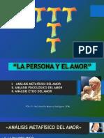 La Persona y El Amor