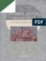 Lucien Goldmann - Aydınlanma Felsefesi