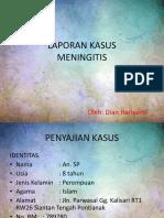 153522306 Laporan Kasus Meningitis
