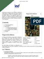 Virgen de Los Dolores - EcuRed
