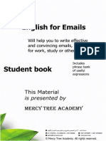 Student Book Email