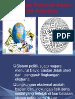 5.Lingkungan Eskternal SPI