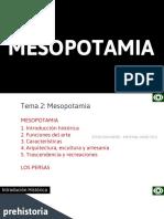HAE Tema2 Mesopotamia