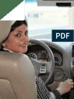 وأغلق ملف قيادة المرأة للسيارة. نقطة آخر السطر..