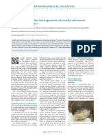 An Approach to the Management of Locally Advanced Breast Cancer- Part 1