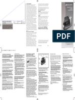 Manual Humidificador Bionaire