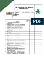 Bab 8 Daftar Tilik Pemantauan Lingkungan Fisik Puskesmas Docx