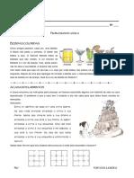 Ficha Problemas de Lógica