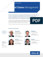 GlobalClaimsContacts - AGCS