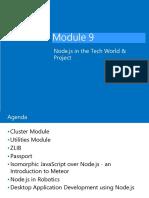 NodeJS Module 9