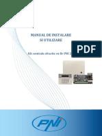 Manual Utilizare Instalare Centrala Efractie Pni 208