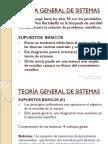 2. Teoría General de Sistemas.ppt
