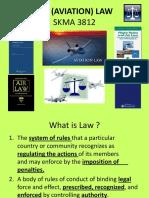 Malaysia Aviation Law