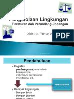 KP 1.6 Pengelolaan Lingkungan