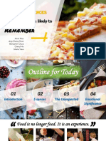 Food Experiences Ppt (1)