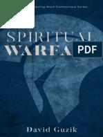 Spiritual Warfare Guzik