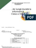 info pl clasa 8