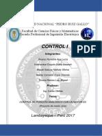 Control i Proyecto Medio Ciclo