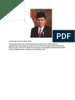 Wakil Presiden Indonesia Kaping Sedosoh
