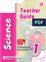 Primary Smart Science P1 - Teacher Guide