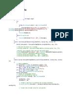 Encryption Sample Code