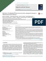 Indicators of Suboptimal Tumor Necrosis Factor Antagonist Therapy in Inflammatory Bowel Disease