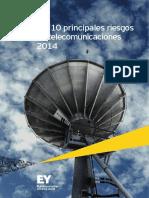 10 Principales Riesgos en Telecomunicaciones 2014