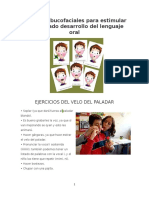 284079994 Ejercicios Bucofaciales Para Estimular El Adecuado Desarrollo Del Lenguaje Oral