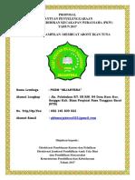 Proposal Pkw 2017 Mentari Timur