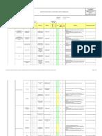 9. Matriz Ambiental de Losa de Concreto