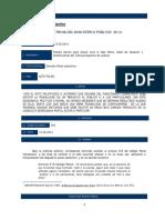 Doctrina Del Ministerio Público Del Año 2014