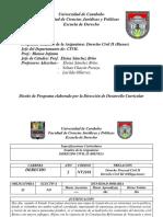 A2 - Derecho Civil II