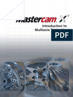 Introduction to Multiaxis Toolpaths