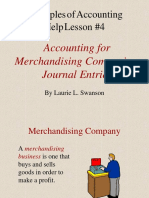 Merchandising Company Rev