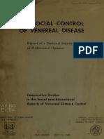 Yale University (School of Medicine) - Dep & Howard Ennes, The Social Control of Venereal Disease