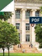 Harvard Medicine (Admissions Bulletin - 2013).pdf