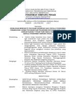 SK Kapus Tentang Kajian Ulang Uraian Tugas