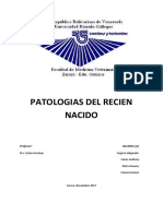 çpatologias del recien nacido.docx