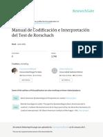 LibroRorschach2001Maffioletti Andreucci Contreras (ESC ARG)