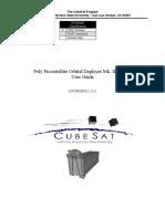 p Pod Mkiiireve Userguide Cp Ppodug 1.0 1 Rev1