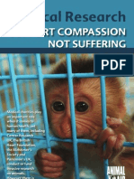 Medical Charities - Support Compassion, Not Suffering