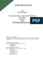 Asthma Lembar Balik