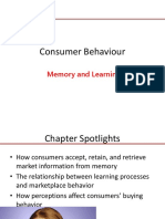 Memory and Learning 4