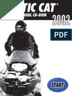 2002 Arctic Cat Panther 440 SNOWMOBILE Service Repair Manual.pdf