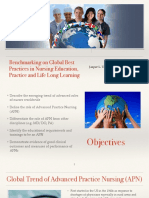 Global Advanced Nursing Practice