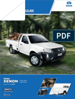 Xenon Single Cab
