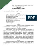 Pravilnik o Građevinskim Proizvodima(Sl.list CG 82-16)