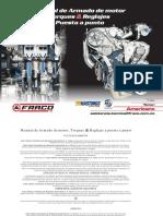 Manual de Armado Motor AMERICANO