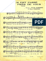 L'amour est passé près de vous - Maurice Chevalier - 2p.pdf