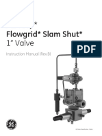 Slam Shut Off Flowgrid